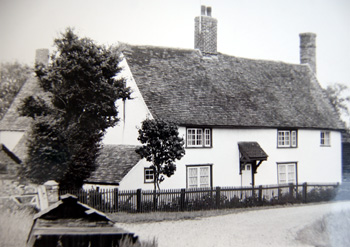 Birchfield Farmhouse in 1960 [Z53/5/21]